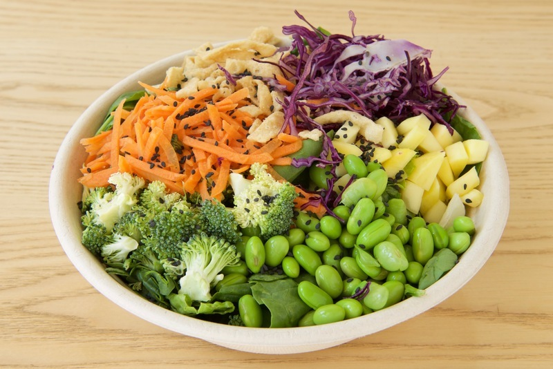 Freshii Teriyaki Twist Bowl
