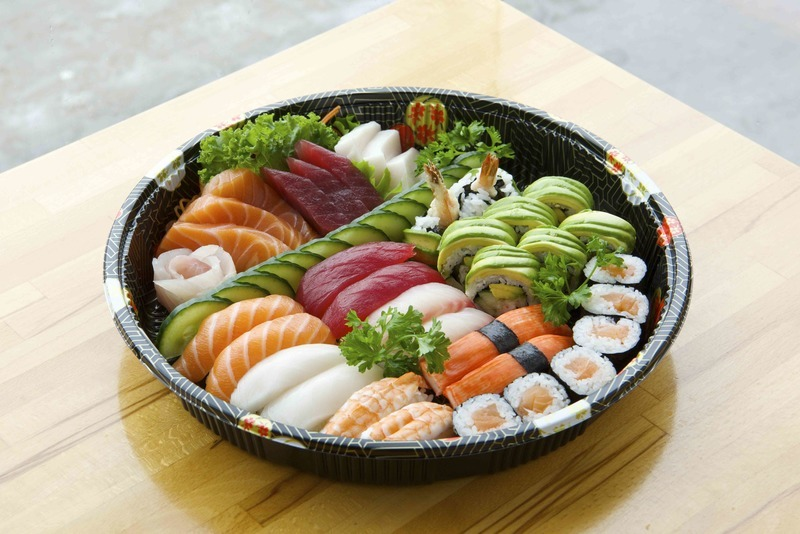 GTA Sushi Catering Assorted Sushi Platter