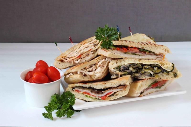 Boccone Assorted Focaccia Sandwiches