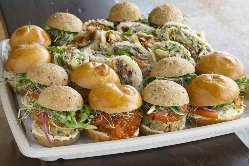Mika Sandwich Platter